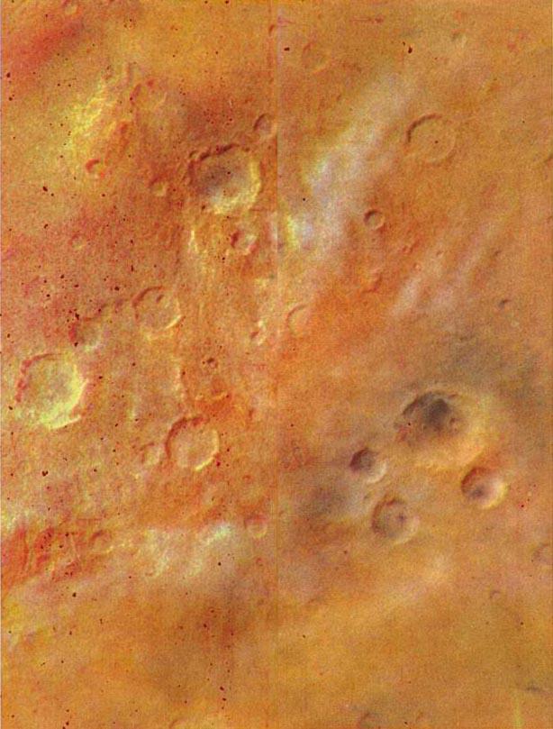 Conférence de la NASA pour une révélation sur l'atmosphère de Mars C_mars10