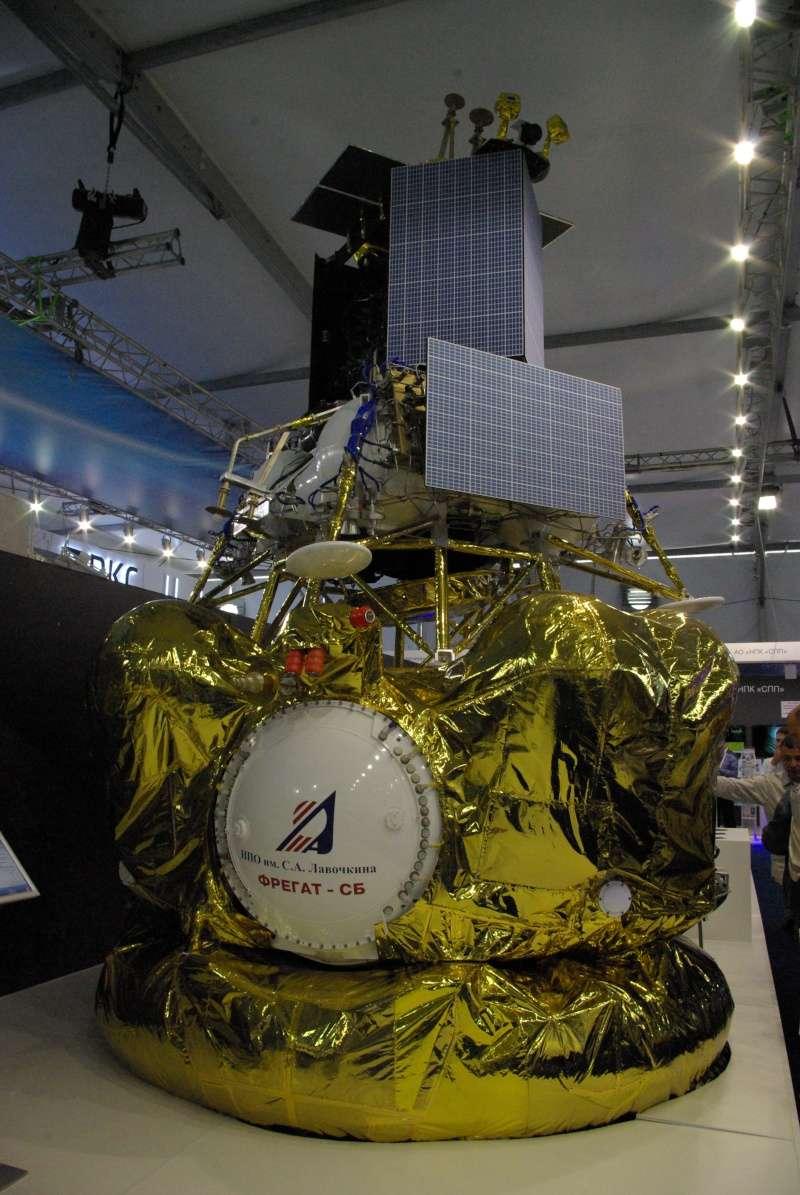 Luna-Glob (Luna-25) - Mai 2022 - Page 2 Imgp5110