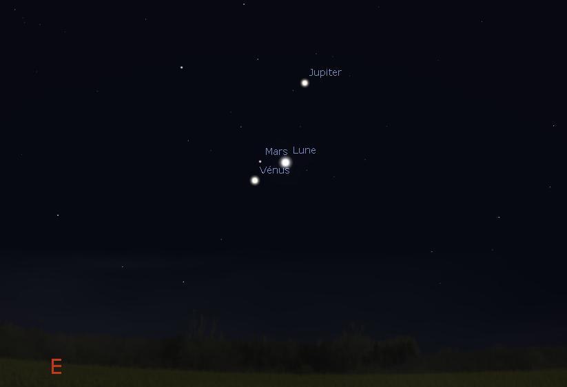 Annonces évènements astronomiques - Page 3 Rappro10