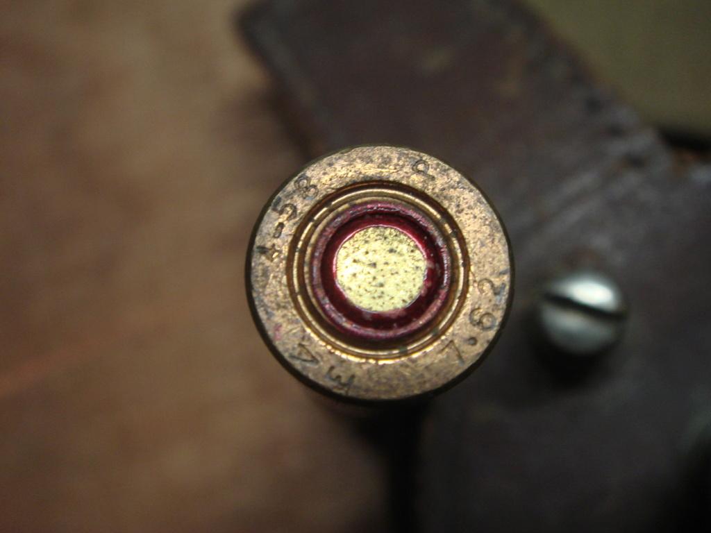 """Deux cartouches """"feuillettes"""" identifiées : pour grenade à fusil à empennage de 22mm (MAS 36/51) Dsc02618"""