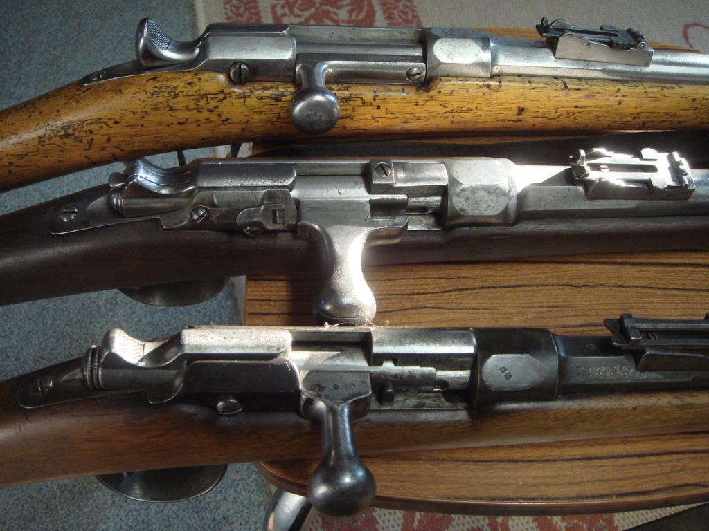 """Fusil Chassepot modifié """"Beaumont"""" (?) Dsc03615"""