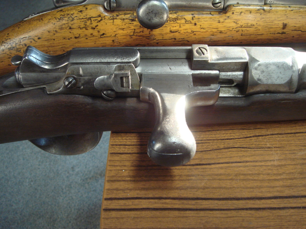 """Fusil Chassepot modifié """"Beaumont"""" (?) Dsc03618"""