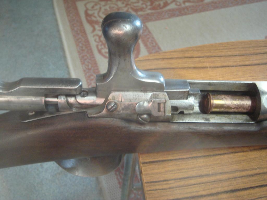 """Fusil Chassepot modifié """"Beaumont"""" (?) Dsc03623"""