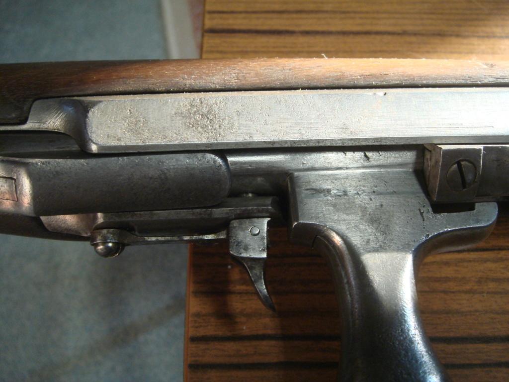 """Fusil Chassepot modifié """"Beaumont"""" (?) Dsc03624"""