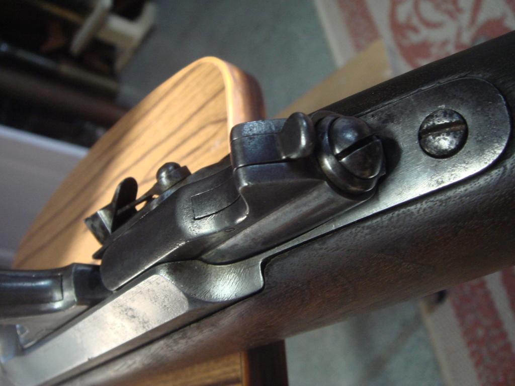 """Fusil Chassepot modifié """"Beaumont"""" (?) Dsc03712"""
