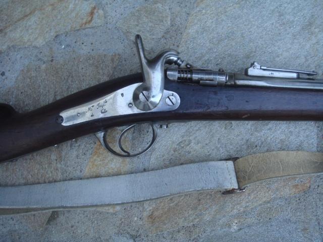 """Carabine de chasseur modèle 1853 M 1867 """"à tabatière"""" Dsc09628"""
