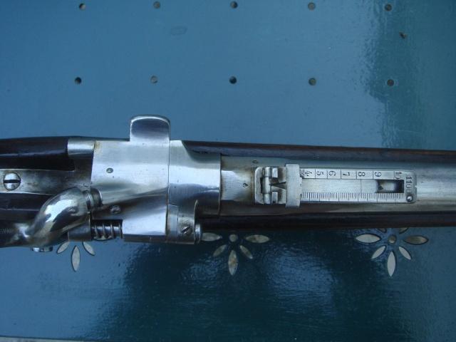 """Carabine de chasseur modèle 1853 M 1867 """"à tabatière"""" Dsc09629"""