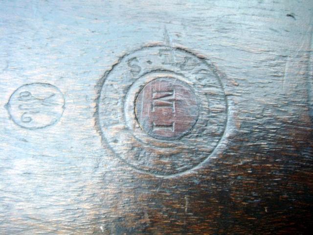 """Carabine de chasseur modèle 1853 M 1867 """"à tabatière"""" Dsc09632"""
