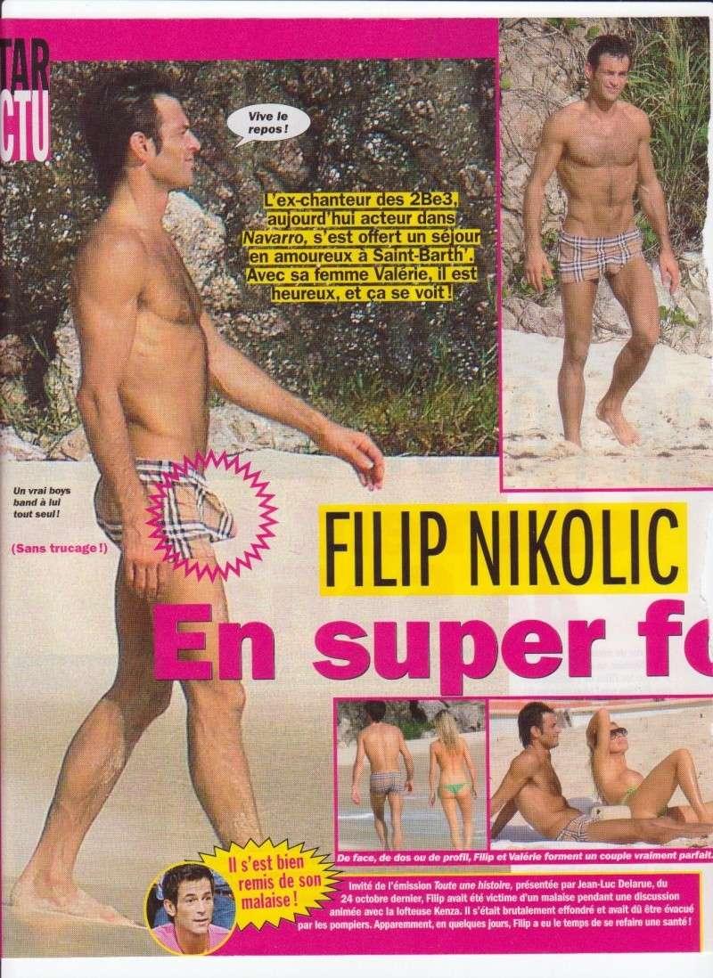 """Filip est dans """"Public"""" cette semaine! Photo10"""