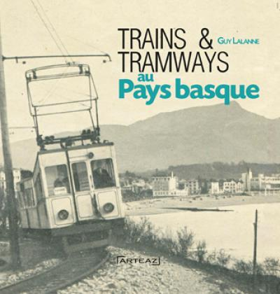 Livre Trains et tramways au Pays basque. Trains10