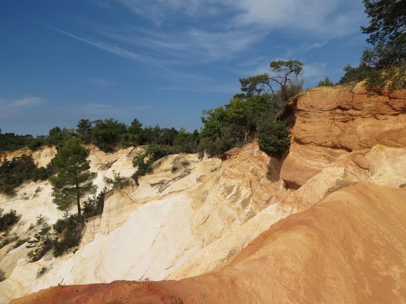 les ocres de rustrel , le colorado provençal Img_6712