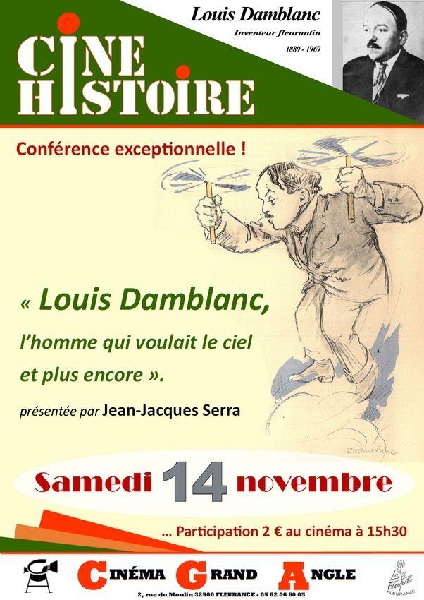 Conférence sur Louis Damblanc Fleura10