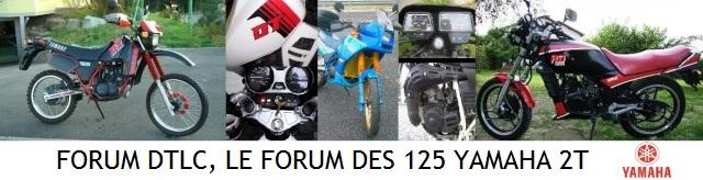 FORUM DTLC, LE FORUM DES 125 YAMAHA 2T