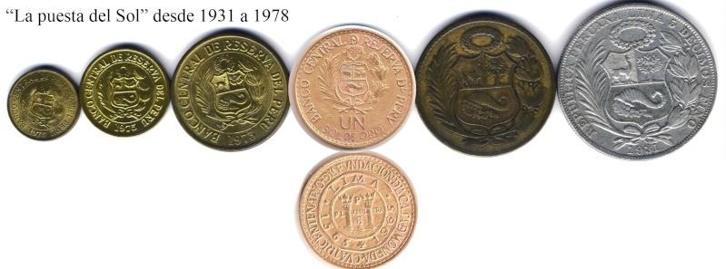 Moneda: 1 sol de oro (1965) Perú Puesta11