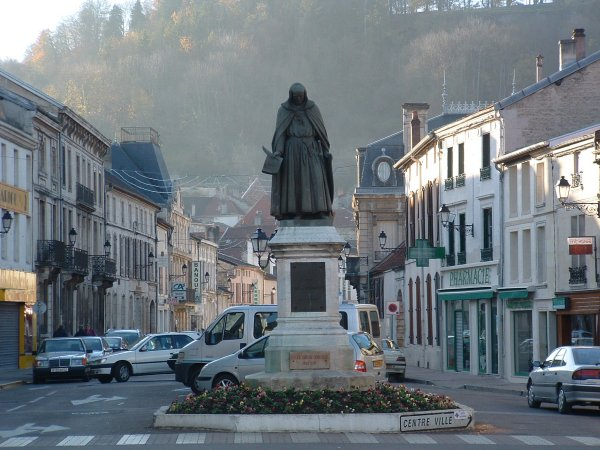 Joinville  - 52300 Statue11