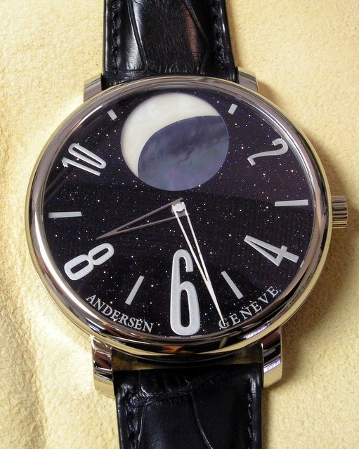 pourquoi j'aime les montres compliquées de Dufour et pas Anders10