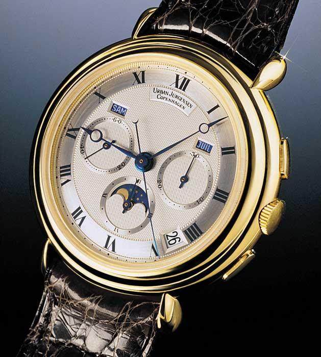 pourquoi j'aime les montres compliquées de Dufour et pas Uraban10