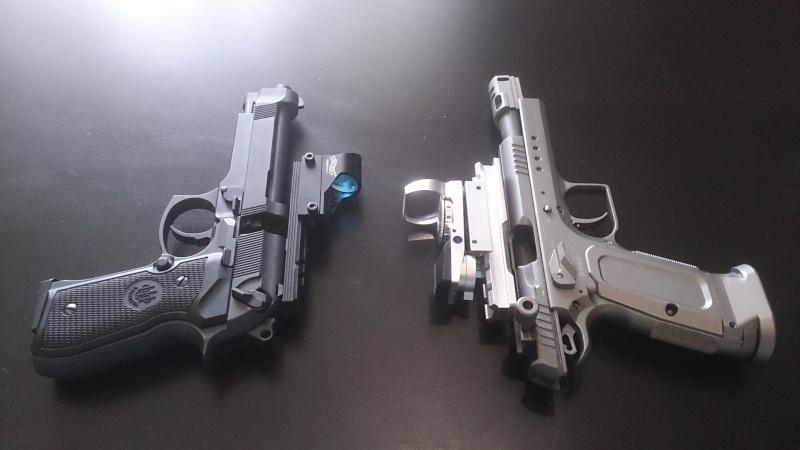 Juste pour le fun, mes open gun ! Dsc_0612