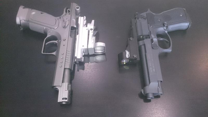 Juste pour le fun, mes open gun ! Dsc_0613
