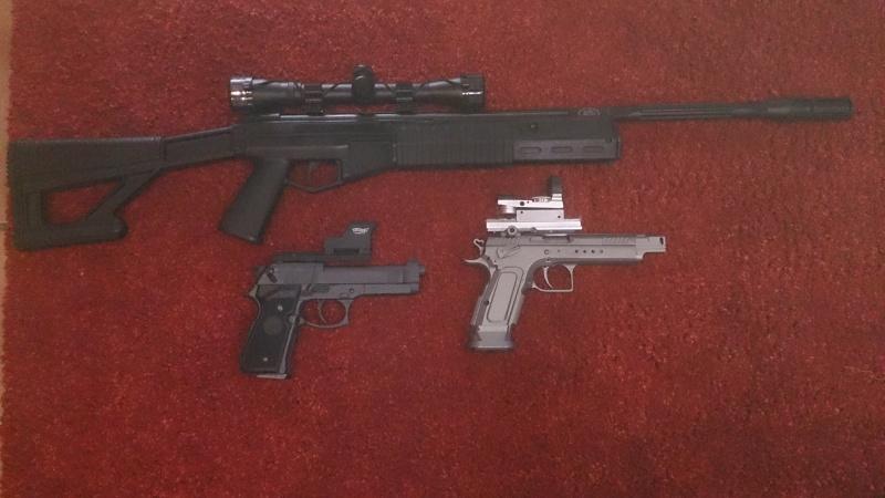 Juste pour le fun, mes open gun ! Dsc_0614