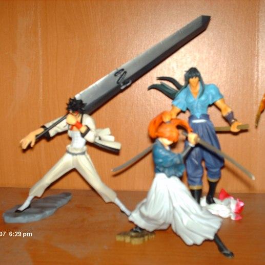 Gashapon Kenshin Hpim0610