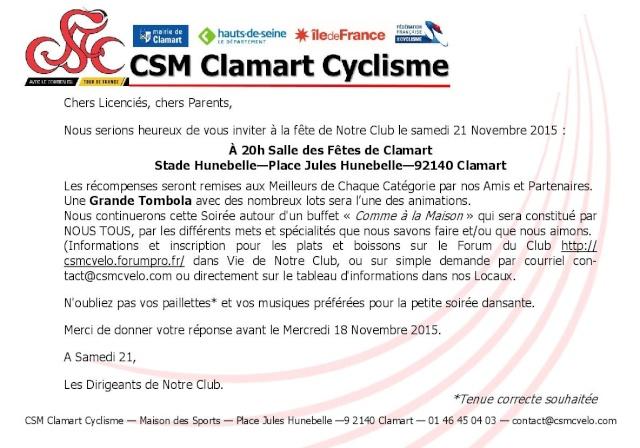 Fête de Notre Club - Samedi 21 Novembre Invita11