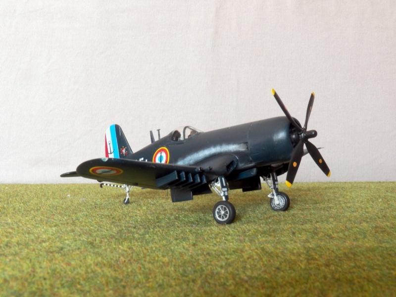 Vought F4U-7 Corsair, 1/72, HPM F4u-7_10
