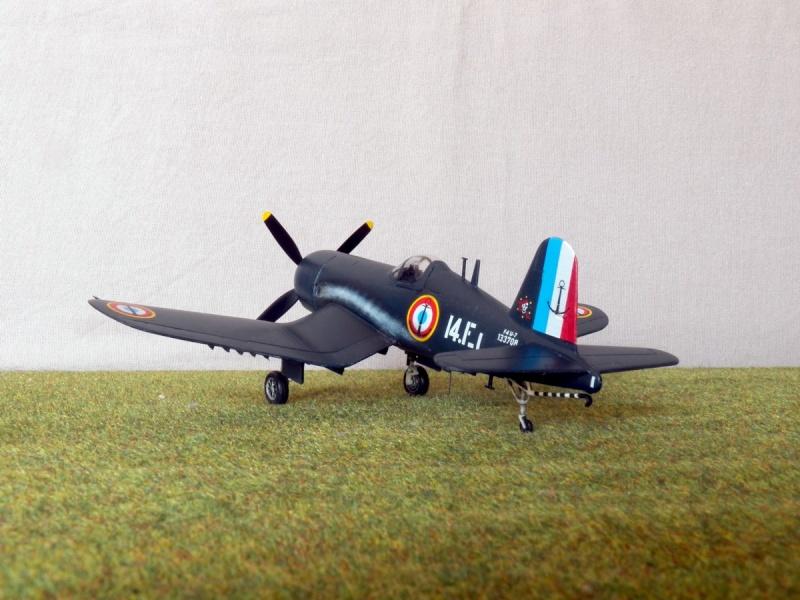 Vought F4U-7 Corsair, 1/72, HPM F4u-7_12