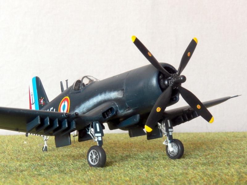 Vought F4U-7 Corsair, 1/72, HPM F4u-7_16
