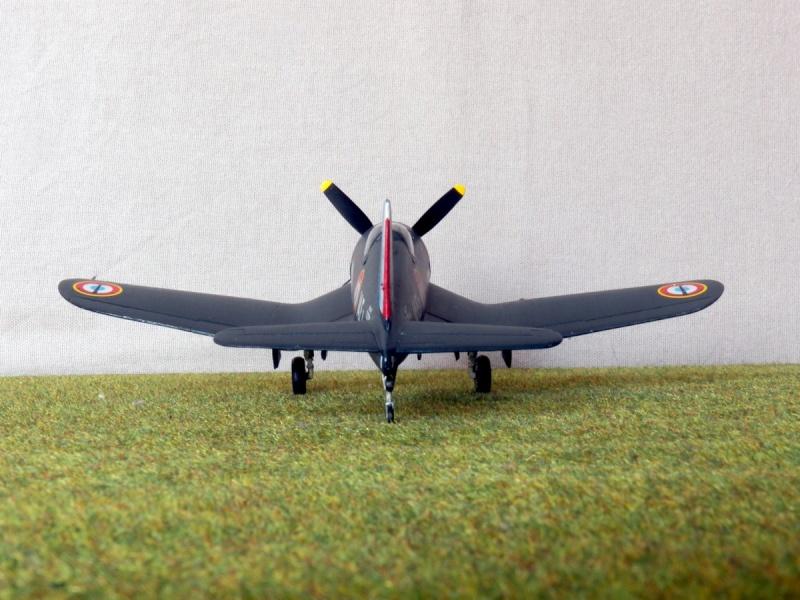 Vought F4U-7 Corsair, 1/72, HPM F4u-7_17
