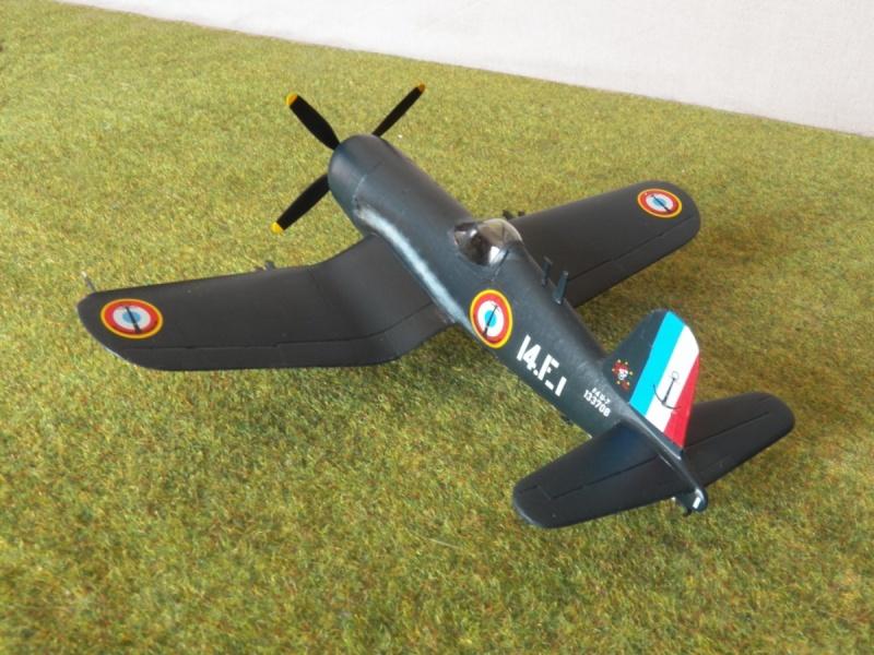Vought F4U-7 Corsair, 1/72, HPM F4u-7_18
