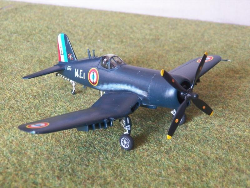 Vought F4U-7 Corsair, 1/72, HPM F4u-7_19