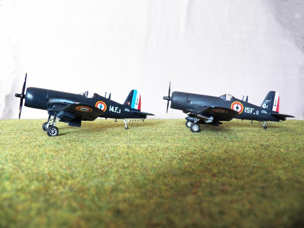 Vought F4U-7 Corsair, 1/72, HPM F4u-7_22