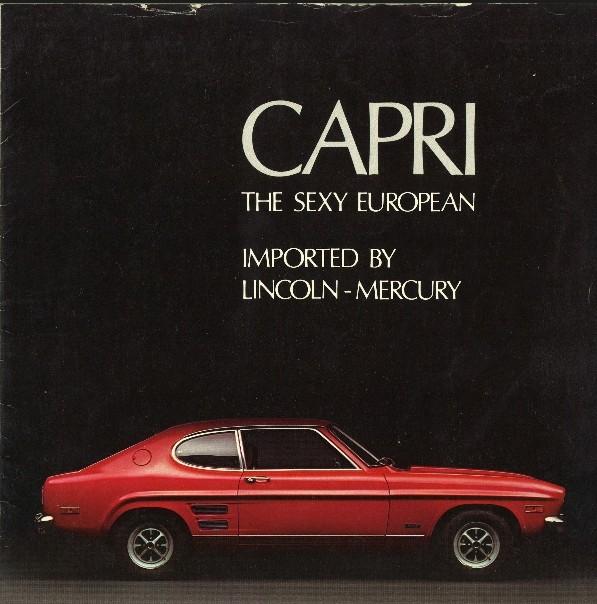 Quiz voiture à identifier - Page 2 Capri710
