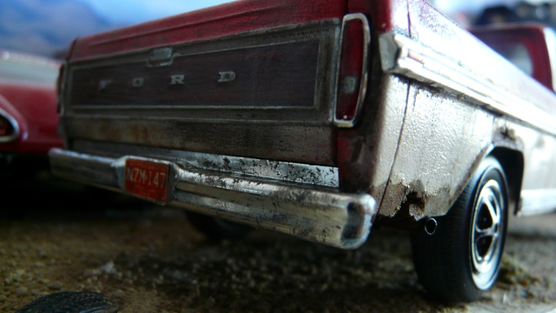 Ford Ranger XLT 1971 1/25 - Rusty farm truck. - Page 2 P1230918