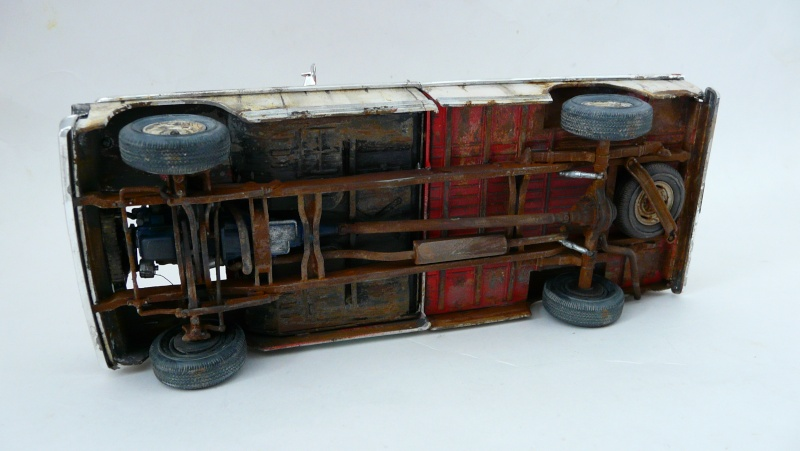 Ford Ranger XLT 1971 1/25 - Rusty farm truck. - Page 2 P1240020