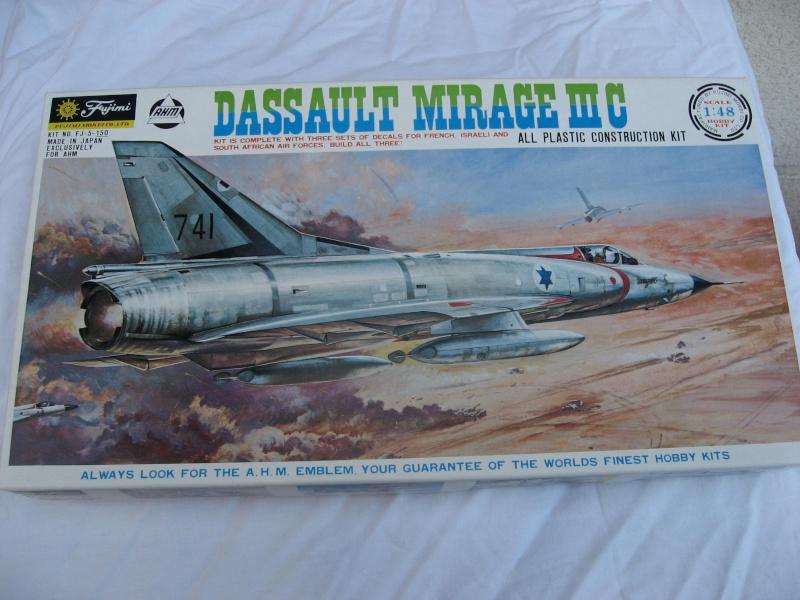 [Fujimi] Mirage III C Img_3718