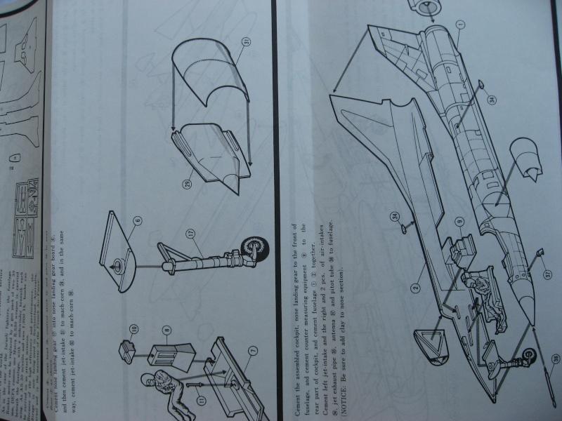 [Fujimi] Mirage III C Img_3723