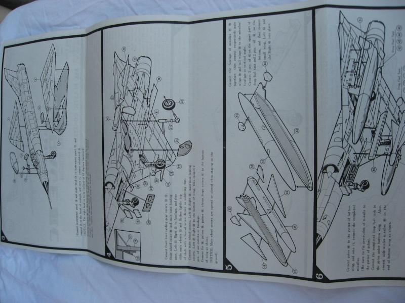 [Fujimi] Mirage III C Img_3724