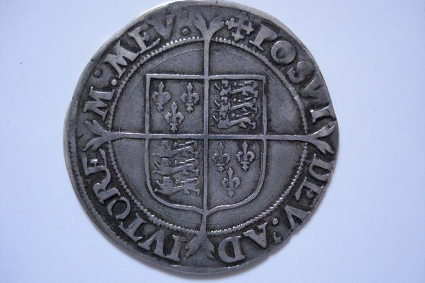 Inglaterra, Groat (nd), circa 1558-1602 (?) Elizab12