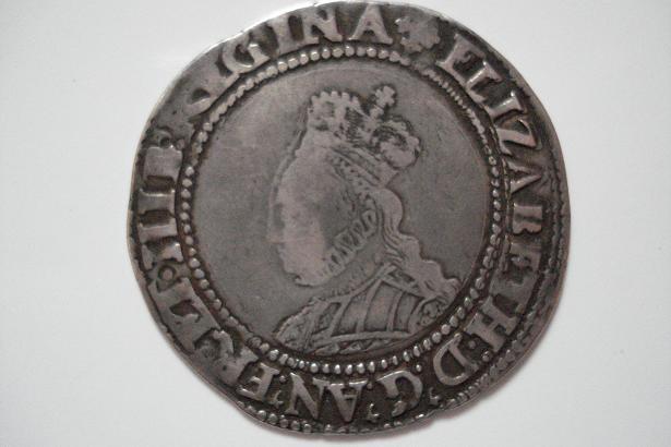 Inglaterra, Groat (nd), circa 1558-1602 (?) Elizbe10