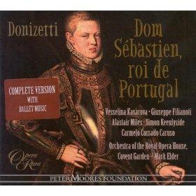 Dom Sébastien, roi de Portugal (1843) - Donizetti 51xa-p11