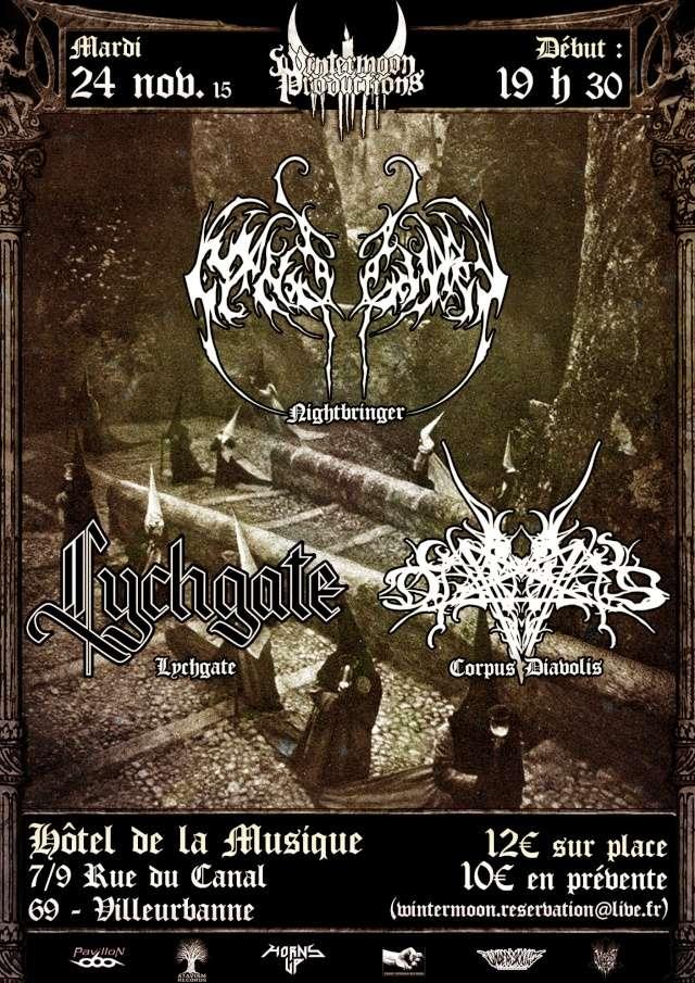 24/11/15- Nightbringer+Lychgate+Corpus Diavolis -Lyon Nightb12