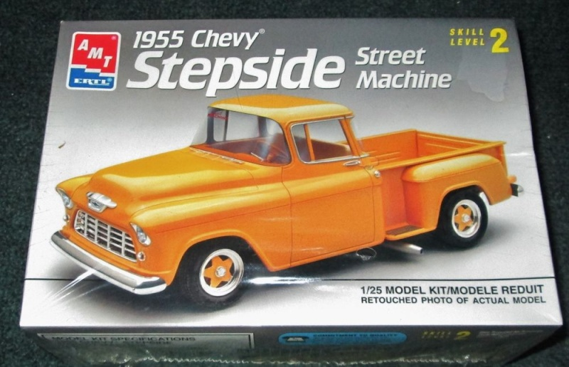 #35 : chevy pick up PT 57 [TERMINE] Amt-6010
