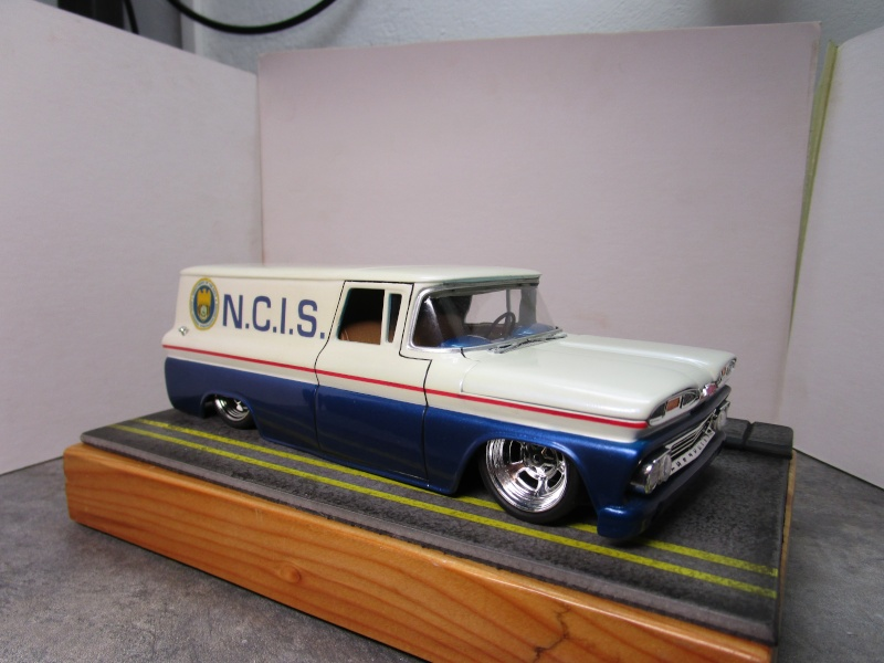 60 Chevrolet delivery NCIS van Img_0026