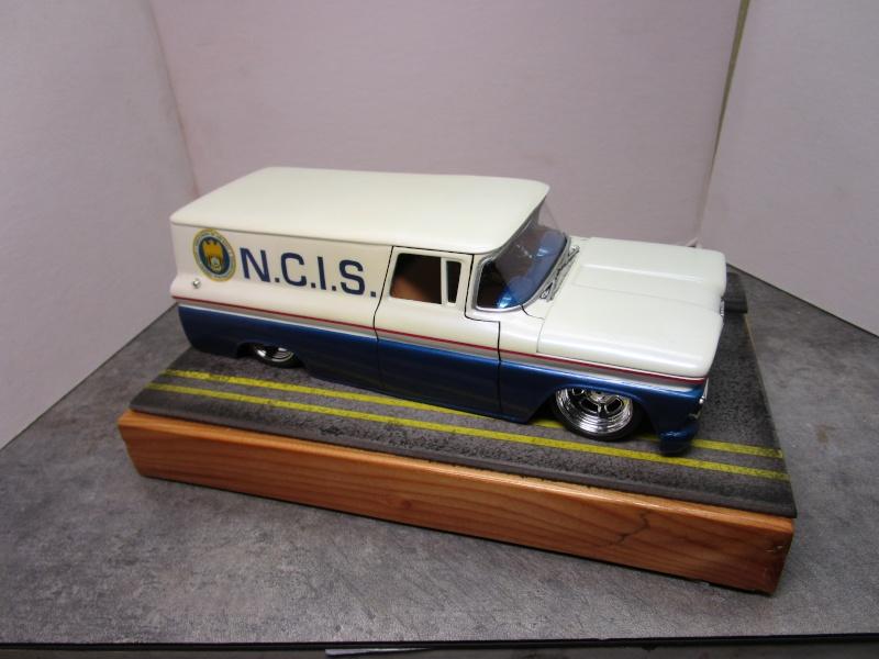 60 Chevrolet delivery NCIS van Img_0027