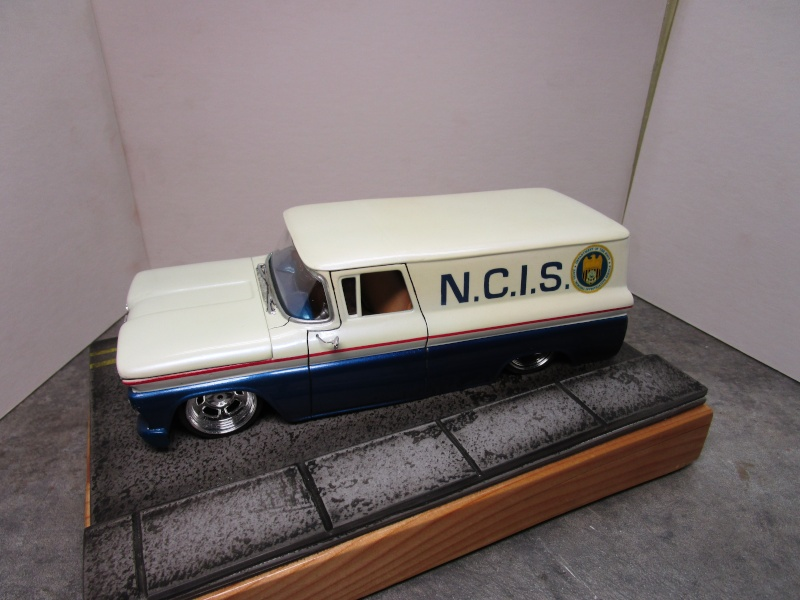 60 Chevrolet delivery NCIS van Img_0028