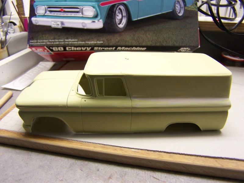 60 Chevrolet delivery NCIS van Moiran10