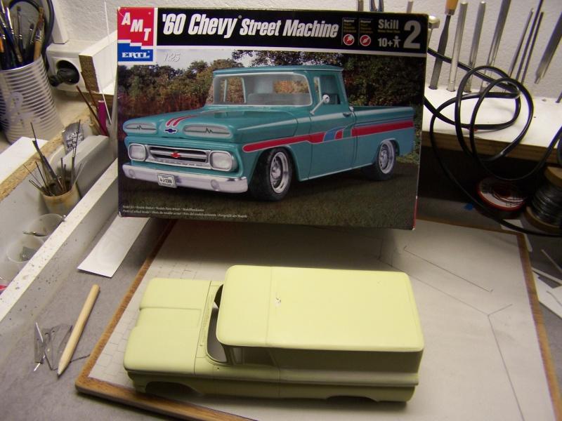 60 Chevrolet delivery NCIS van Moiran11