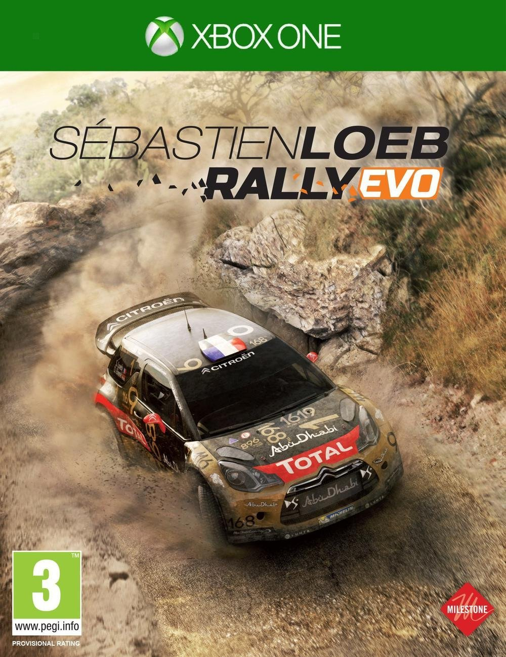 Sebastien Loeb Rally Evo 81huq310